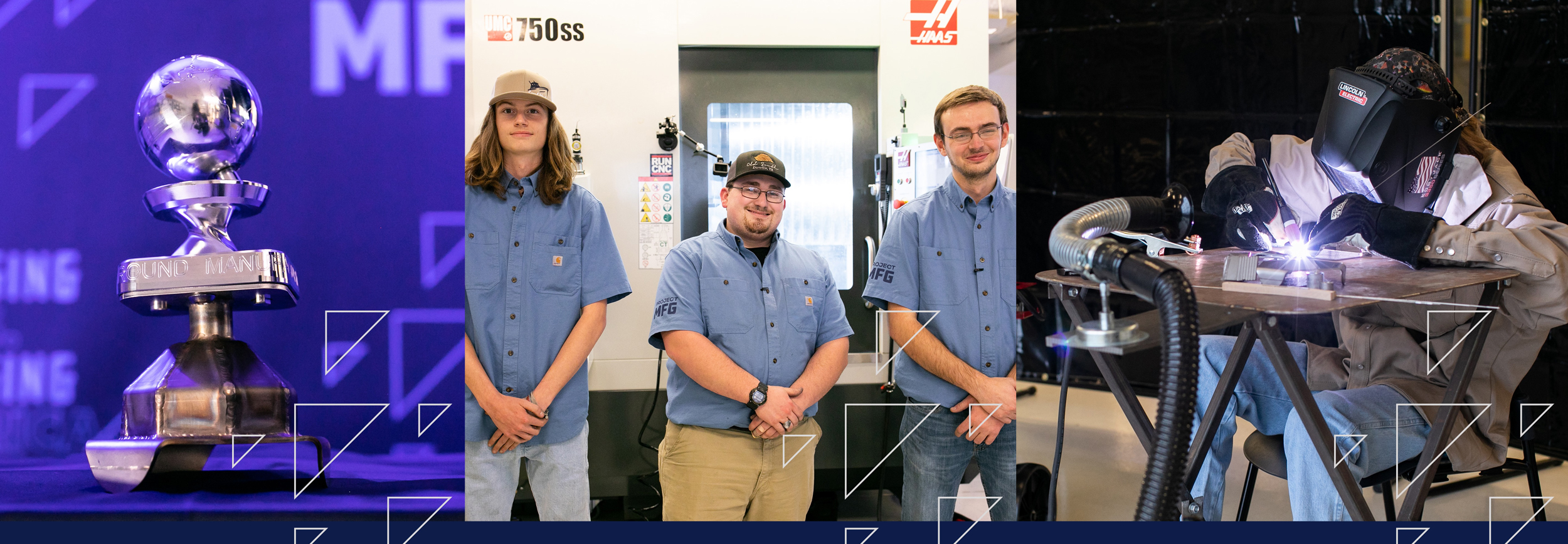 photos from the Project MFG 202 National Championship