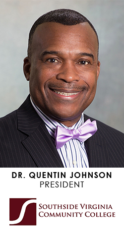 photo of Quentin Johnson